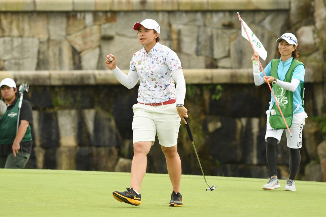 ゴルフ5レディス プロゴルフトーナメント 最終日 O.サタヤ <Photo:Atsushi Tomura/Getty Images>