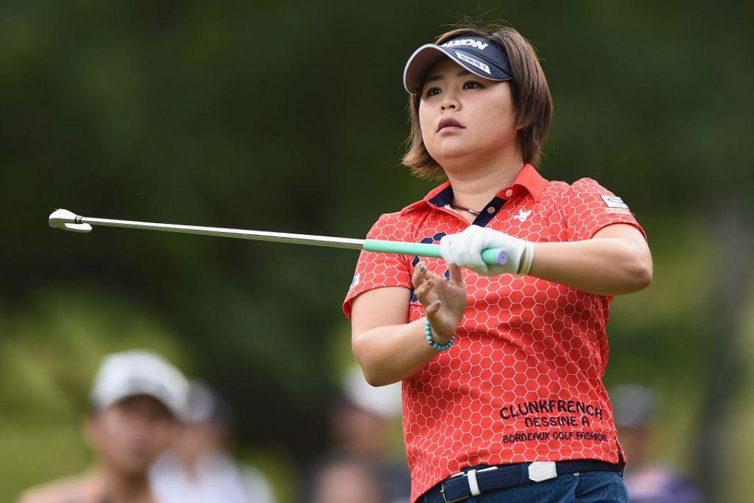 日本女子プロゴルフ選手権大会コニカミノルタ杯 3日目 東浩子 <Photo:Matt Roberts/Getty Images>