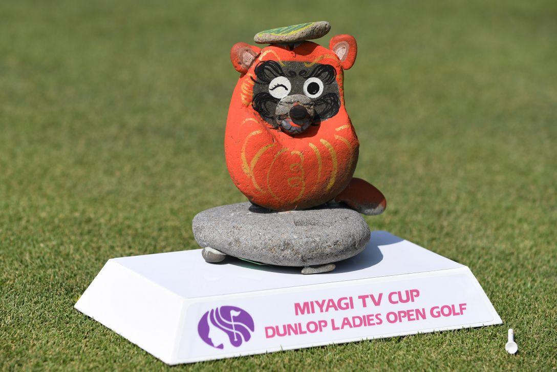 ミヤギテレビ杯ダンロップ女子オープンゴルフトーナメント 1日目 <Photo:Atsushi Tomura/Getty Images>
