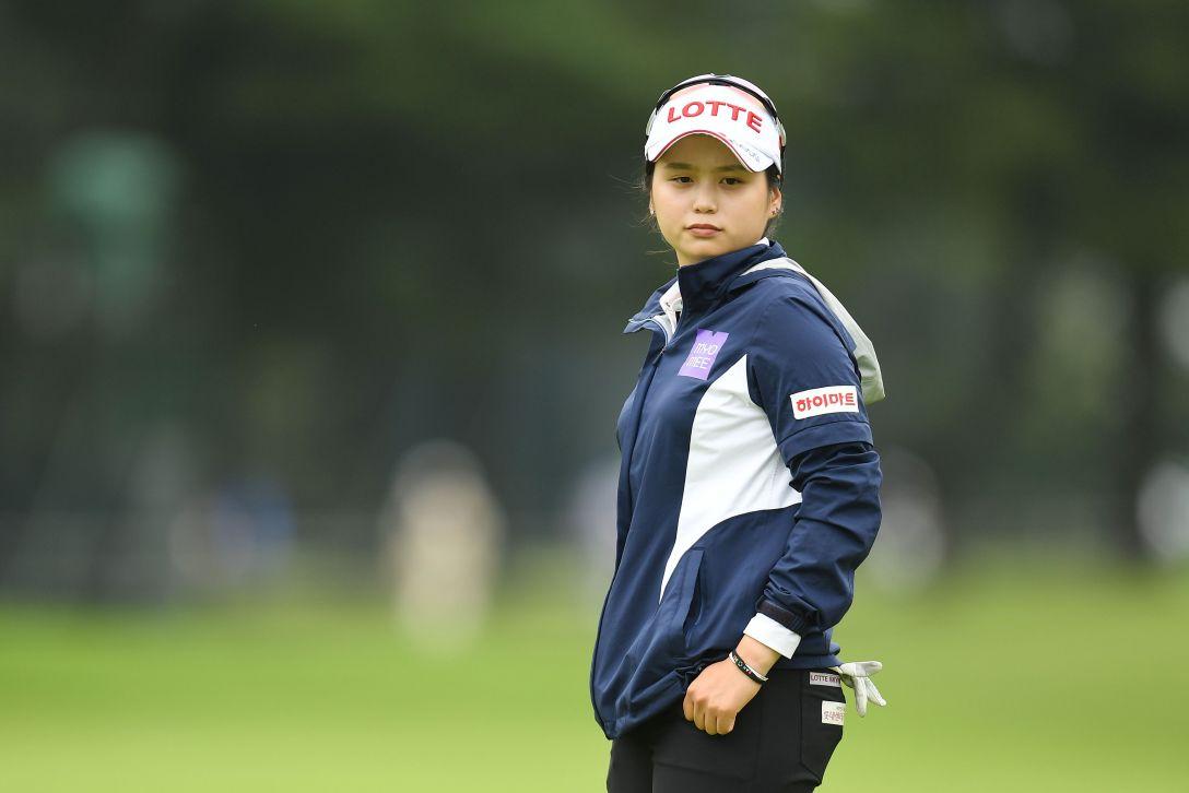 日本女子オープンゴルフ選手権競技 1日目 チェヘジン <Photo:Atsushi Tomura/Getty Images>