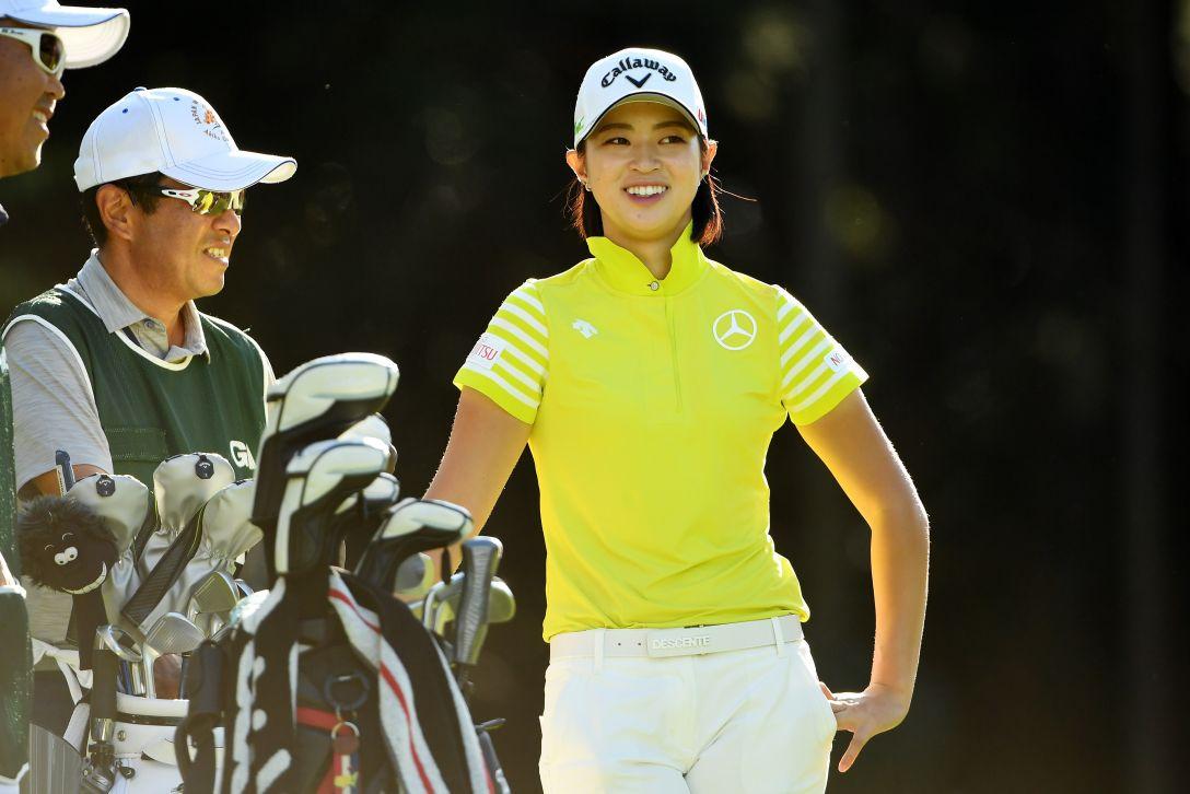 日本女子オープンゴルフ選手権競技 2日目 柏原明日架 <Photo:Atsushi Tomura/Getty Images>