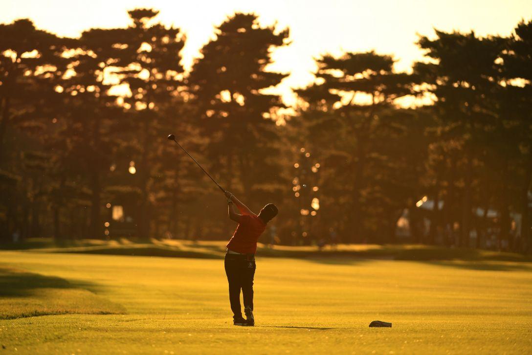 日本女子オープンゴルフ選手権競技 2日目 ペヒギョン <Photo:Atsushi Tomura/Getty Images>