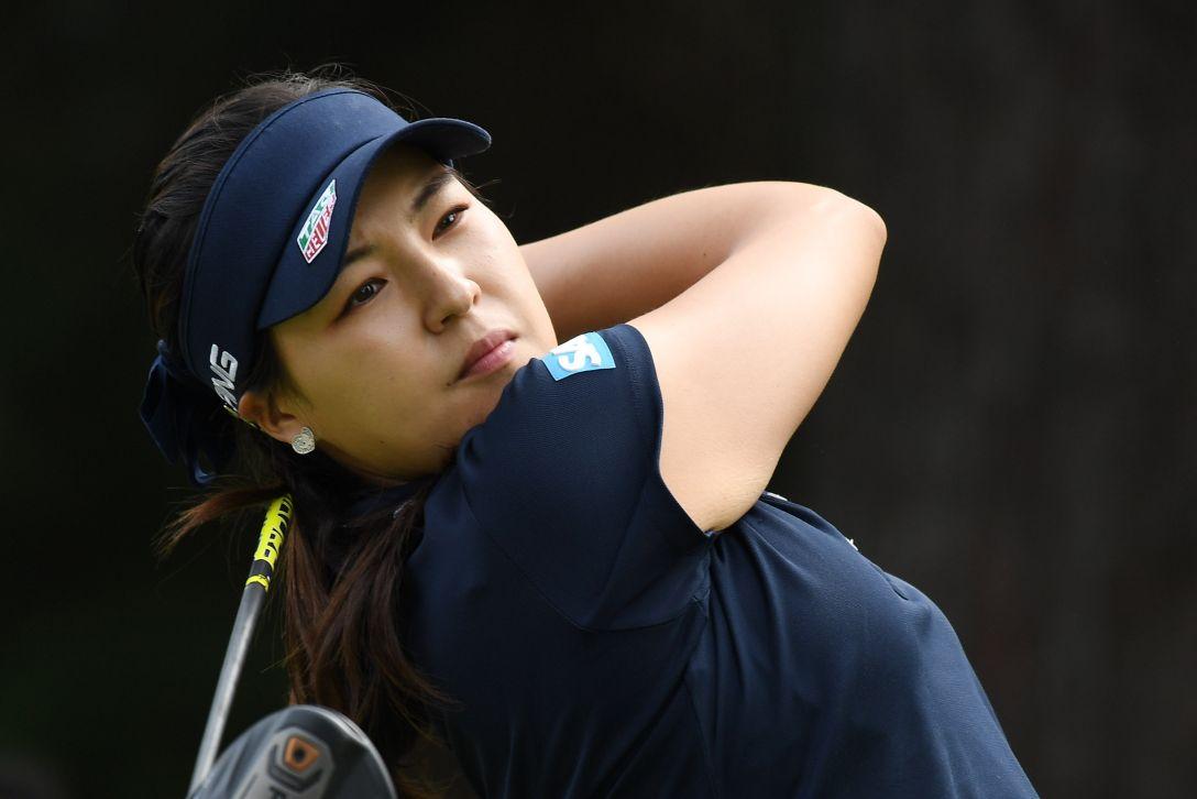 日本女子オープンゴルフ選手権競技 3日目 チョンインジ <Photo:Atsushi Tomura/Getty Images>