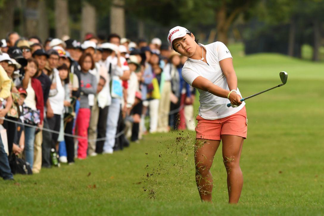 日本女子オープンゴルフ選手権競技 最終日 畑岡奈紗 <Photo:Atsushi Tomura/Getty Images>