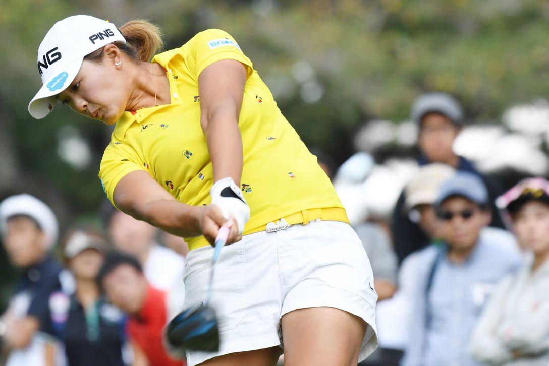 日本女子オープンゴルフ選手権競技 最終日 鈴木愛 <Photo:Atsushi Tomura/Getty Images>