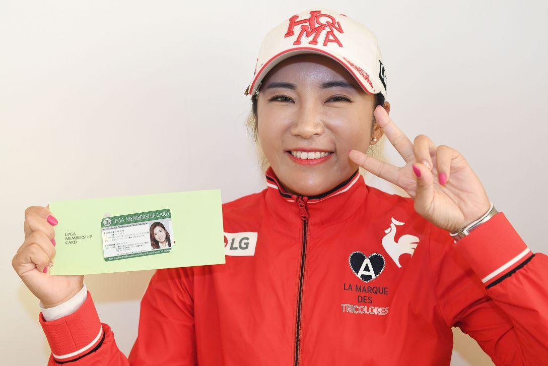 スタンレーレディスゴルフトーナメント プロアマ大会 イボミ <Photo:Atsushi Tomura/Getty Images>