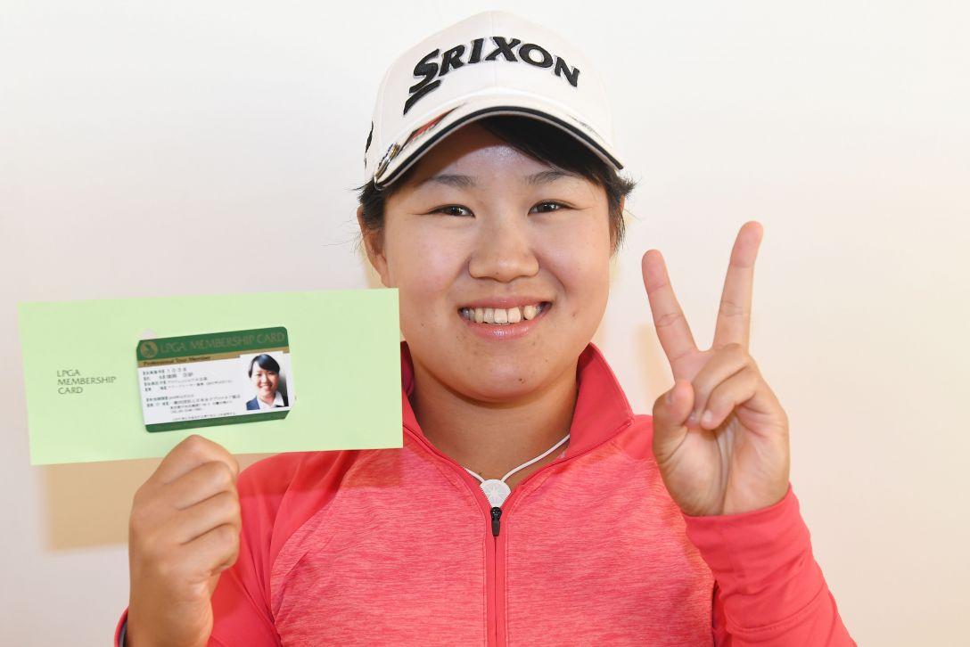 スタンレーレディスゴルフトーナメント プロアマ大会 畑岡奈紗 <Photo:Atsushi Tomura/Getty Images>