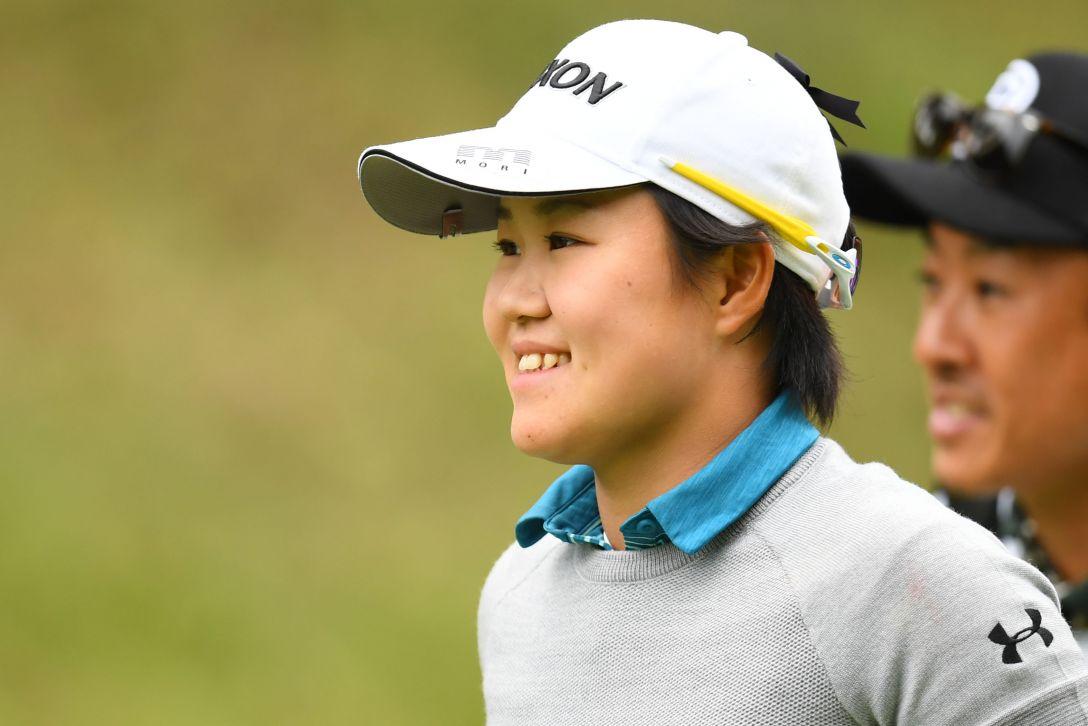 スタンレーレディスゴルフトーナメント 1日目 畑岡奈紗 <Photo:Atsushi Tomura/Getty Images>
