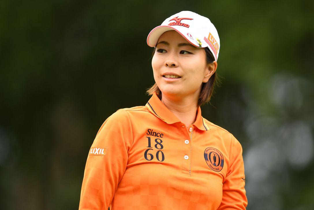 スタンレーレディスゴルフトーナメント 1日目 服部真夕 <Photo:Atsushi Tomura/Getty Images>