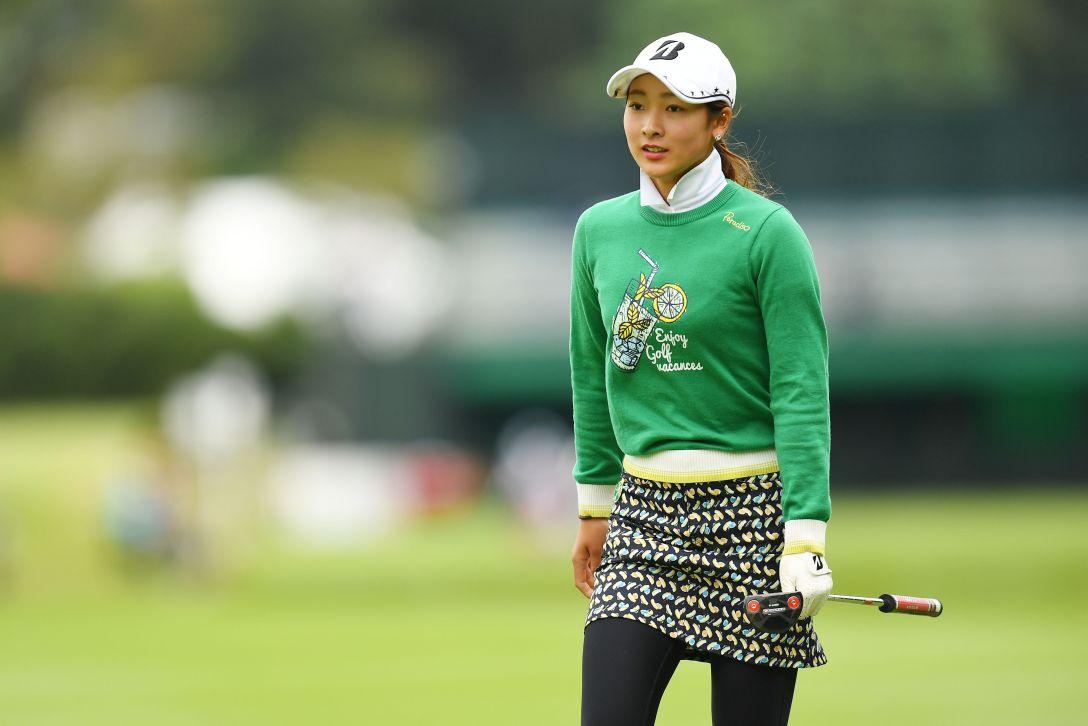 スタンレーレディスゴルフトーナメント 1日目 松田鈴英 <Photo:Atsushi Tomura/Getty Images>
