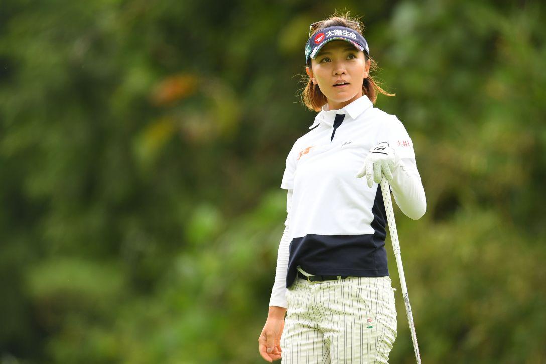 スタンレーレディスゴルフトーナメント 2日目 テレサ・ルー <Photo:Atsushi Tomura/Getty Images>