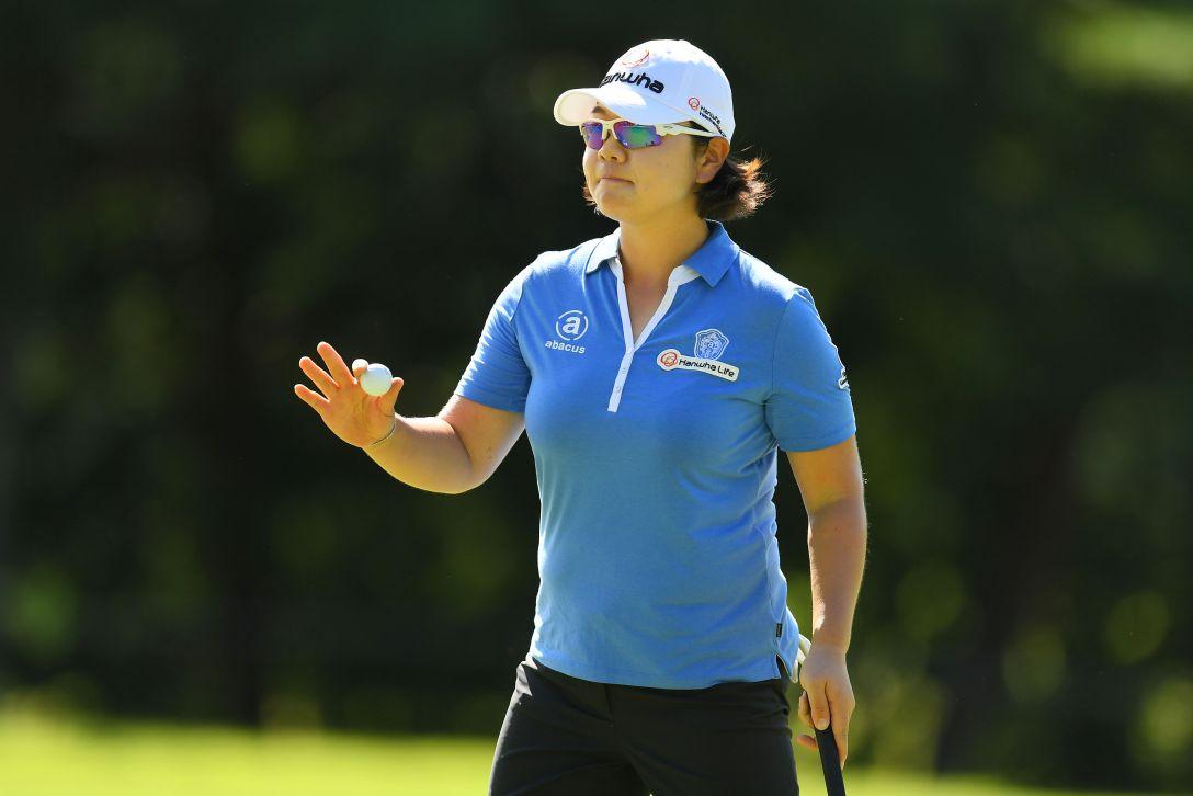 スタンレーレディスゴルフトーナメント 2日目  <Photo:Atsushi Tomura/Getty Images>