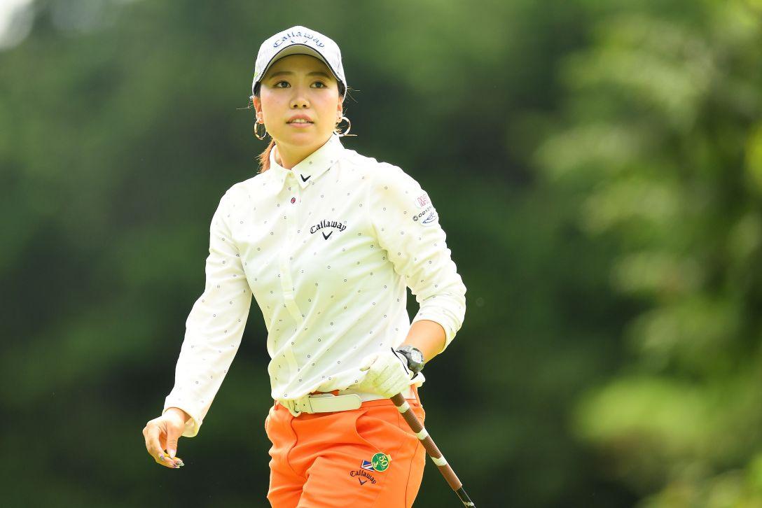 スタンレーレディスゴルフトーナメント 2日目 種子田香夏 <Photo:Atsushi Tomura/Getty Images>
