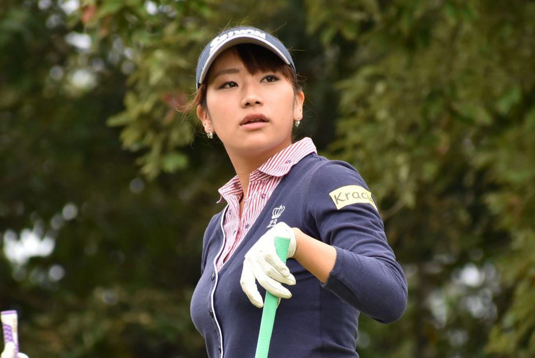 日台交流うどん県レディースゴルフトーナメント 2日目 安田 彩乃