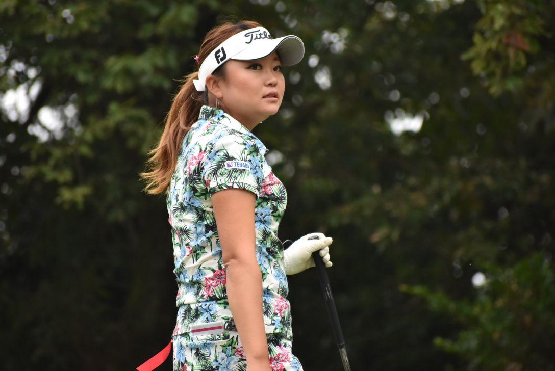 日台交流うどん県レディースゴルフトーナメント 2日目 鎌田 ヒロミ