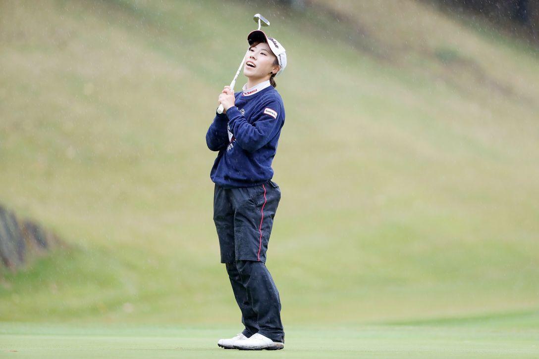 日台交流うどん県レディースゴルフトーナメント 最終日 木村 彩子 <Photo:Ken Ishii/Getty Images>