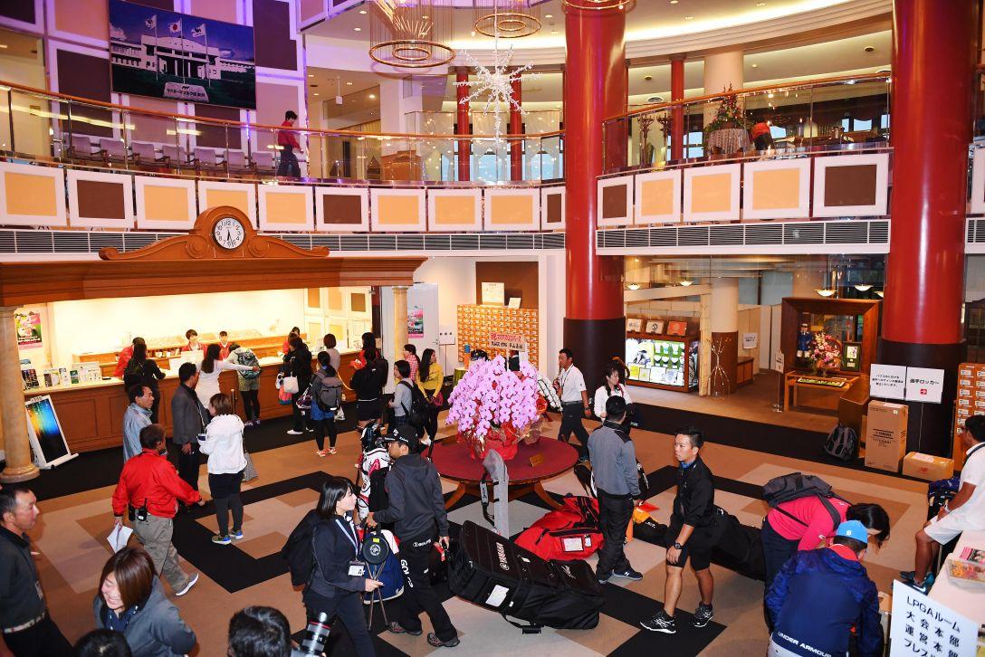 NOBUTA GROUP マスターズGCレディース 最終日 <Photo:Atsushi Tomura/Getty Images>