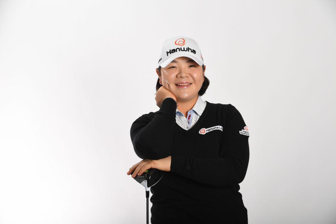 LPGAツアーチャンピオンシップリコーカップ 指定練習日 イ ミニョン <Photo:Atsushi Tomura/Getty Images>
