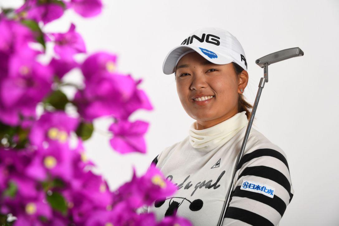 LPGAツアーチャンピオンシップリコーカップ 指定練習日 鈴木 愛<Photo:Atsushi Tomura/Getty Images>