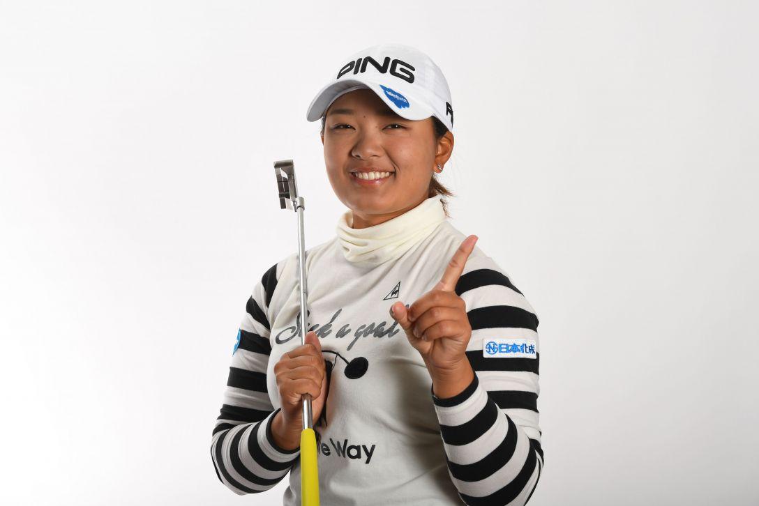 LPGAツアーチャンピオンシップリコーカップ 指定練習日 鈴木 愛 <Photo:Atsushi Tomura/Getty Images>