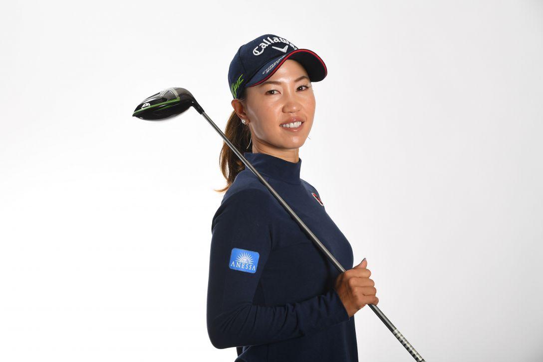 LPGA公式プロフィール写真 上田桃子6<Photo:Atsushi Tomura/Getty Images>