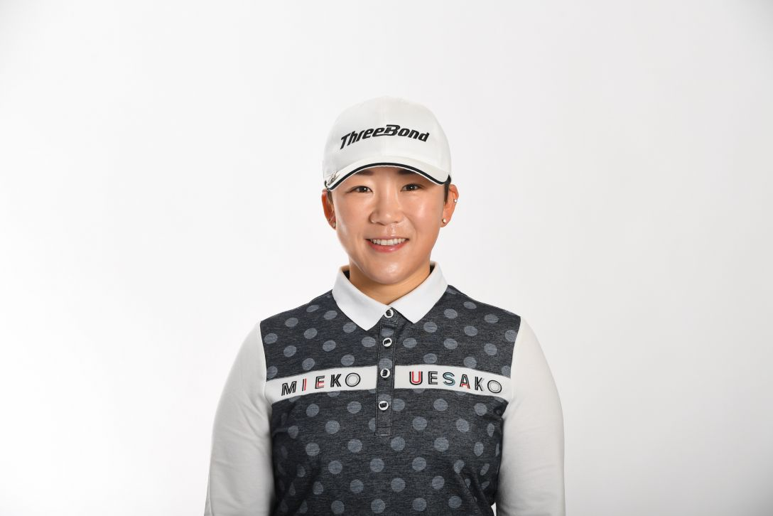 LPGA公式プロフィール写真 申ジエ4<Photo:Atsushi Tomura/Getty Images>