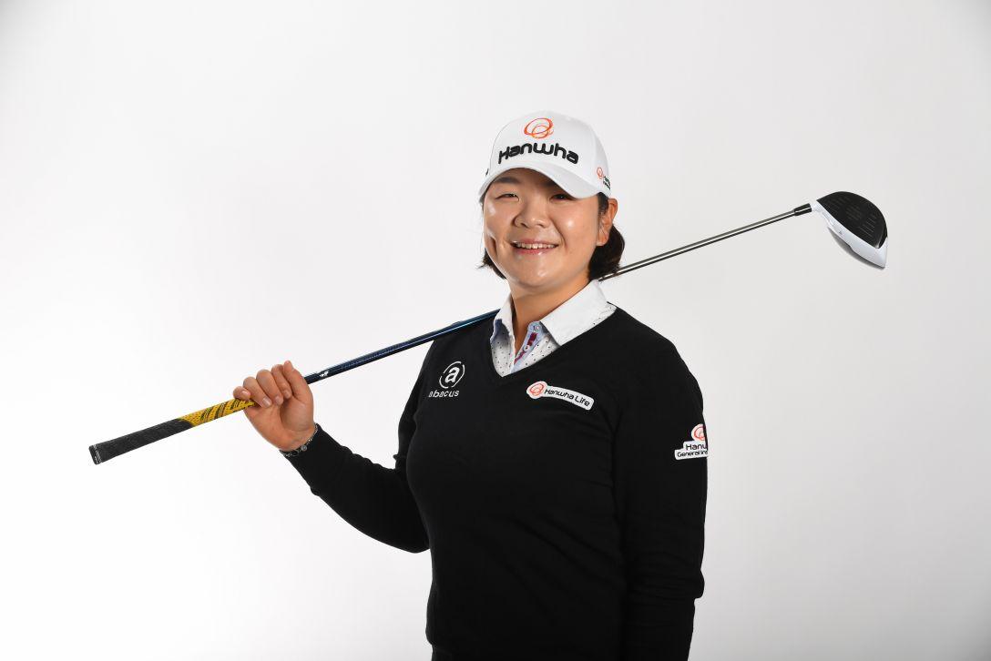 LPGA公式プロフィール写真 イミニョン5<Photo:Atsushi Tomura/Getty Images>
