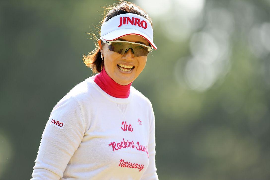 LPGAツアーチャンピオンシップリコーカップ 1日目 全美貞 <Photo:Atsushi Tomura/Getty Images>