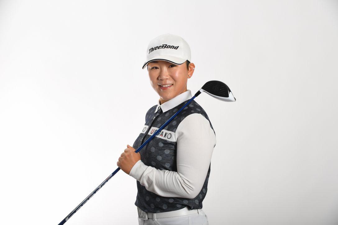 LPGA公式プロフィール写真 申ジエ7<Photo:Atsushi Tomura/Getty Images>