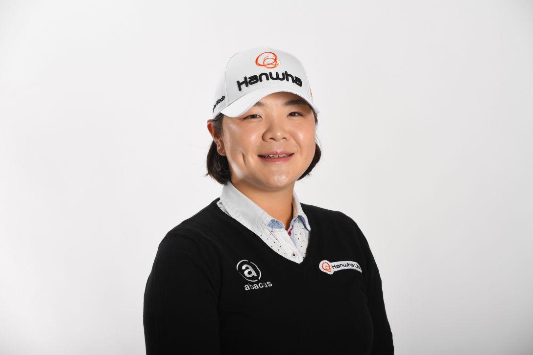 LPGA公式プロフィール写真 イミニョン3<Photo:Atsushi Tomura/Getty Images>