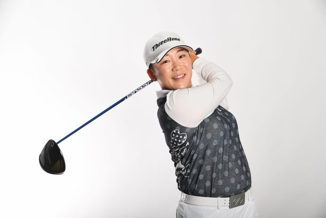 LPGA公式プロフィール写真 申ジエ8<Photo:Atsushi Tomura/Getty Images>