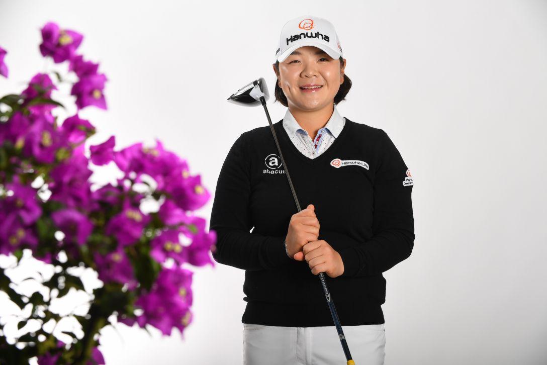 LPGA公式プロフィール写真 イミニョン1<Photo:Atsushi Tomura/Getty Images>