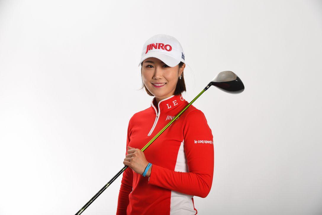 LPGA公式プロフィール写真 キムハヌル3<Photo:Atsushi Tomura/Getty Images>