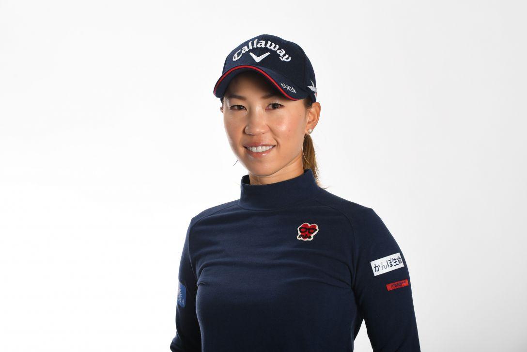 LPGA公式プロフィール写真 上田桃子2<Photo:Atsushi Tomura/Getty Images>
