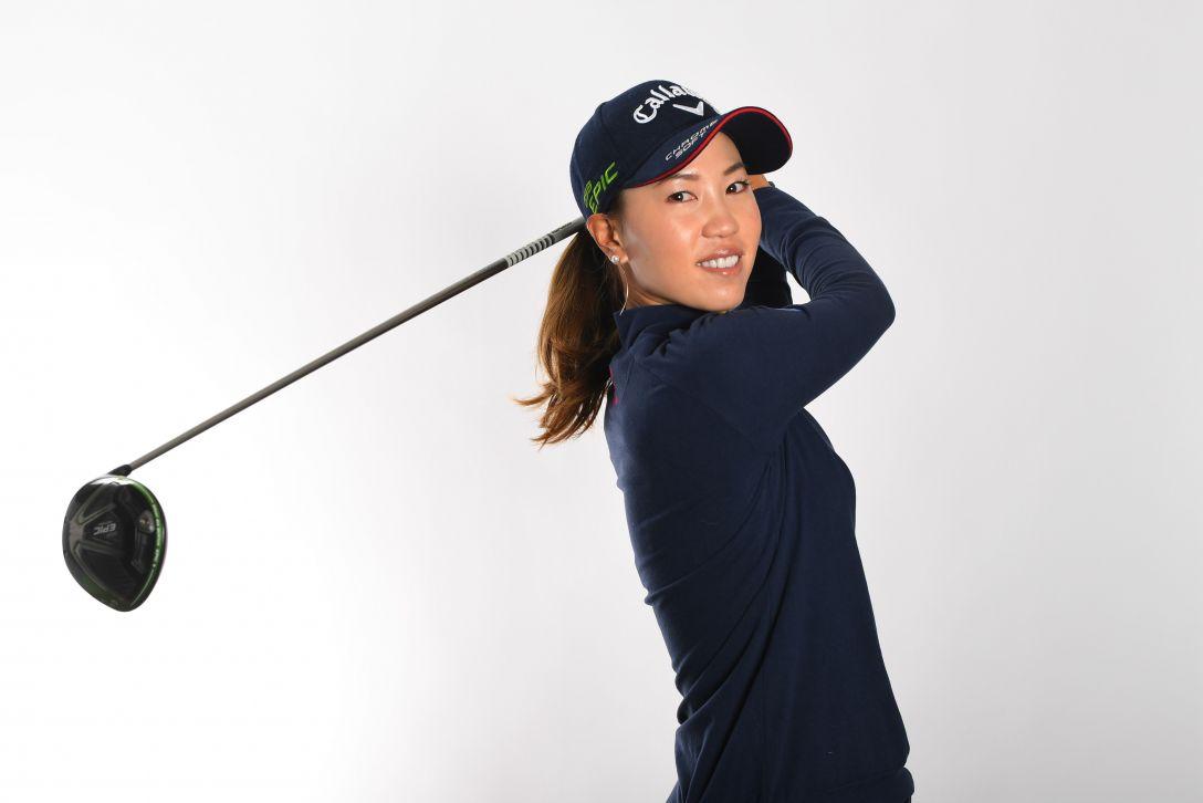 LPGA公式プロフィール写真 上田桃子8<Photo:Atsushi Tomura/Getty Images>