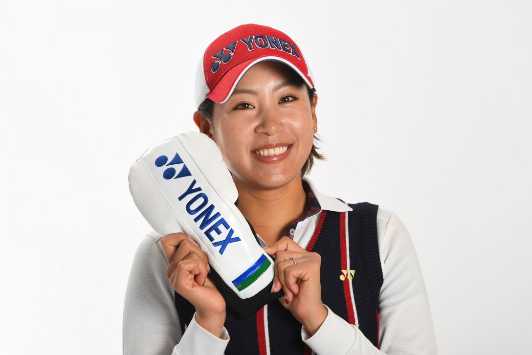 LPGA公式プロフィール写真 若林舞衣子1<Photo:Atsushi Tomura/Getty Images>