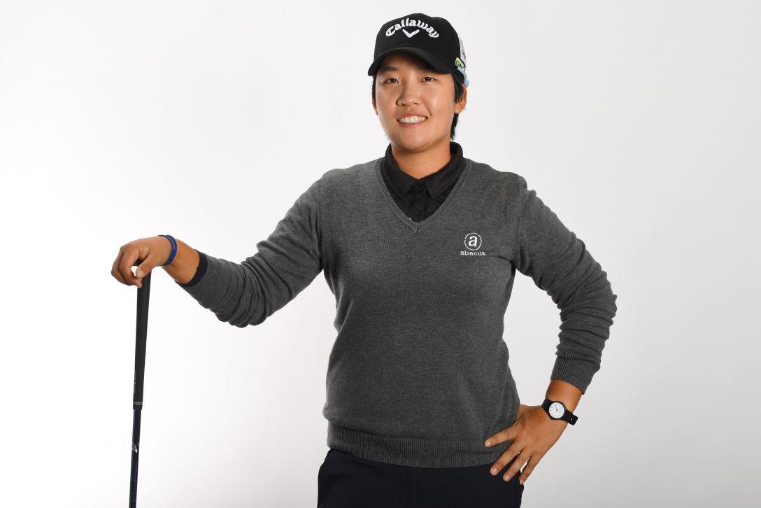 LPGA公式プロフィール写真 ペヒギョン1<Photo:Atsushi Tomura/Getty Images>
