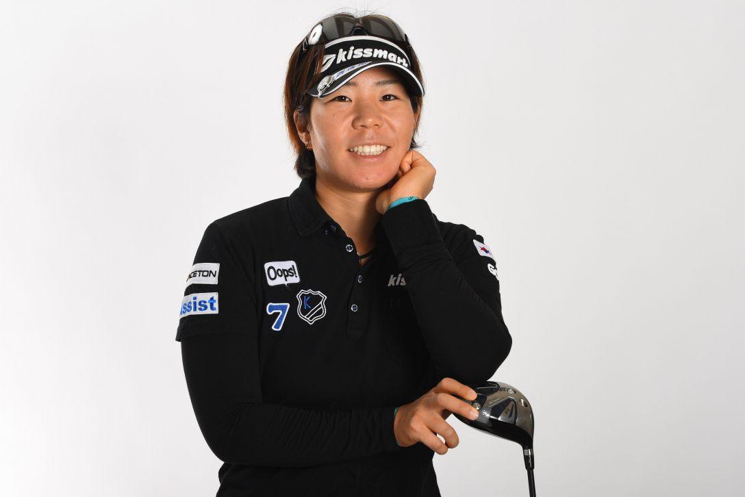 LPGA公式プロフィール写真 穴井詩4<Photo:Atsushi Tomura/Getty Images>