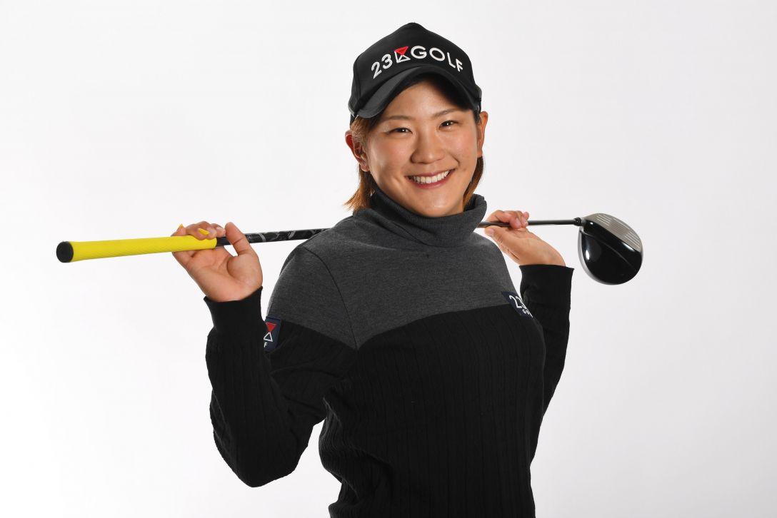 LPGA公式プロフィール写真 成田美寿々2<Photo:Atsushi Tomura/Getty Images>