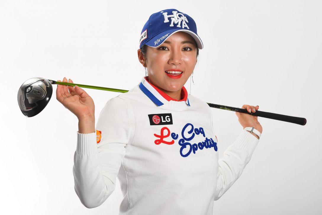 LPGA公式プロフィール写真 イボミ3<Photo:Atsushi Tomura/Getty Images>