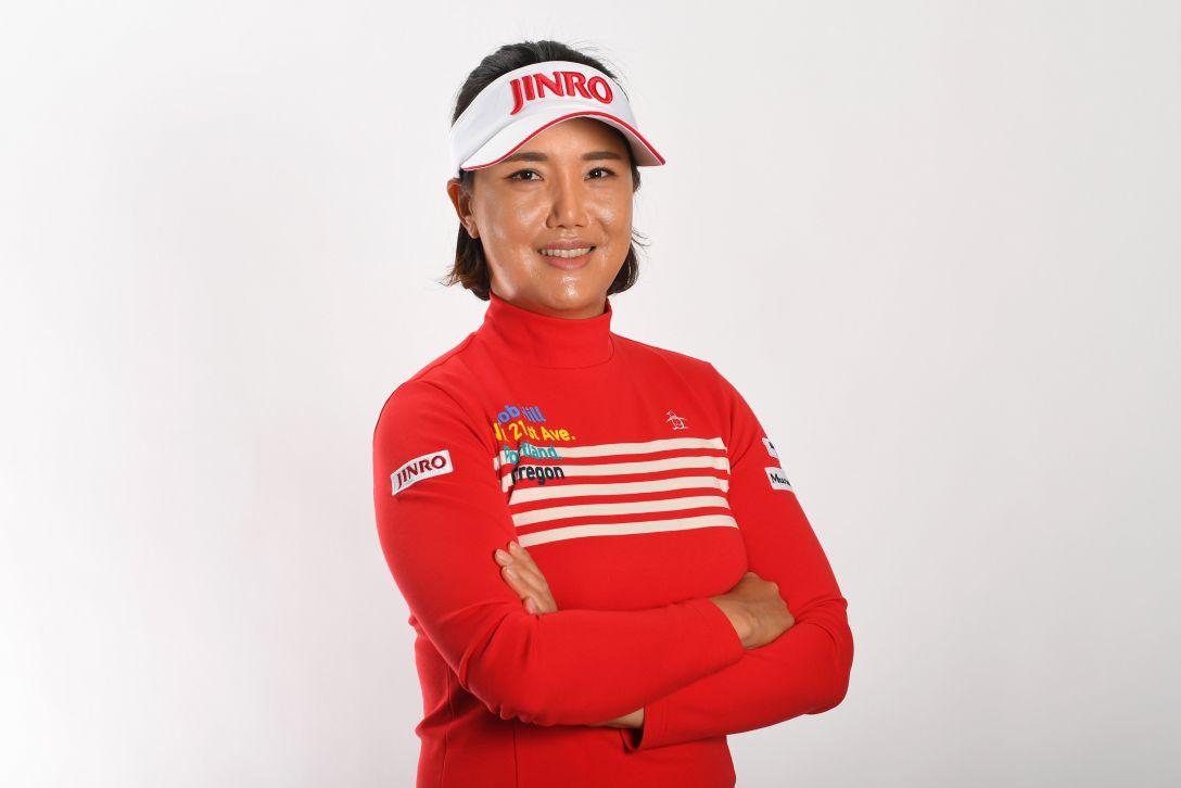 LPGA公式プロフィール写真 全美貞1<Photo:Atsushi Tomura/Getty Images>