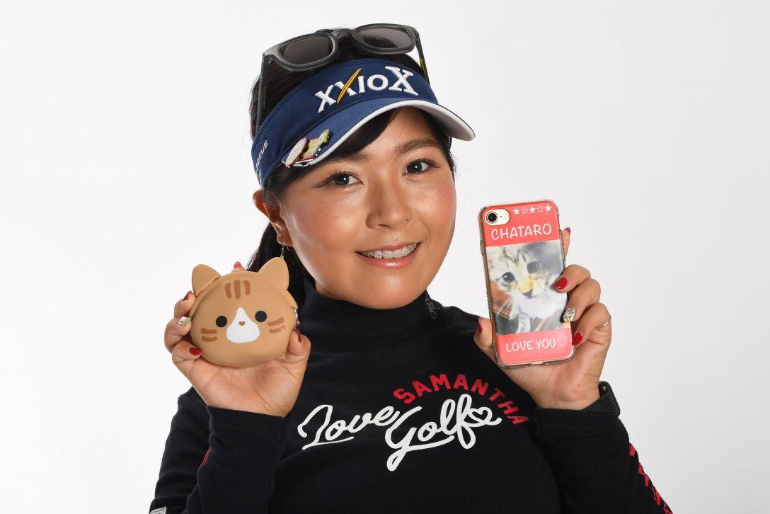 LPGA公式プロフィール写真 青木瀬令奈3<Photo:Atsushi Tomura/Getty Images>