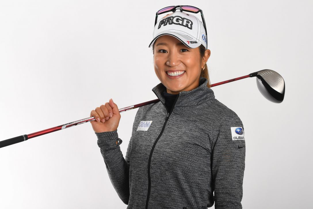 LPGA公式プロフィール写真 藤本麻子3<Photo:Atsushi Tomura/Getty Images>