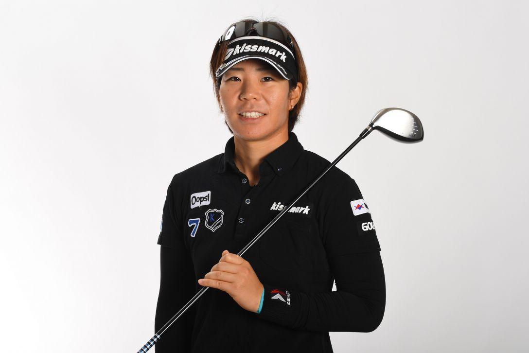 LPGA公式プロフィール写真 穴井詩2<Photo:Atsushi Tomura/Getty Images>