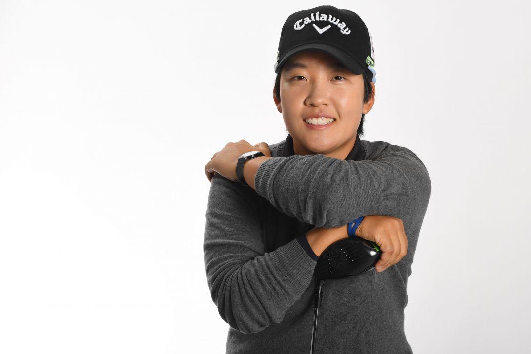 LPGA公式プロフィール写真 ペヒギョン3<Photo:Atsushi Tomura/Getty Images>