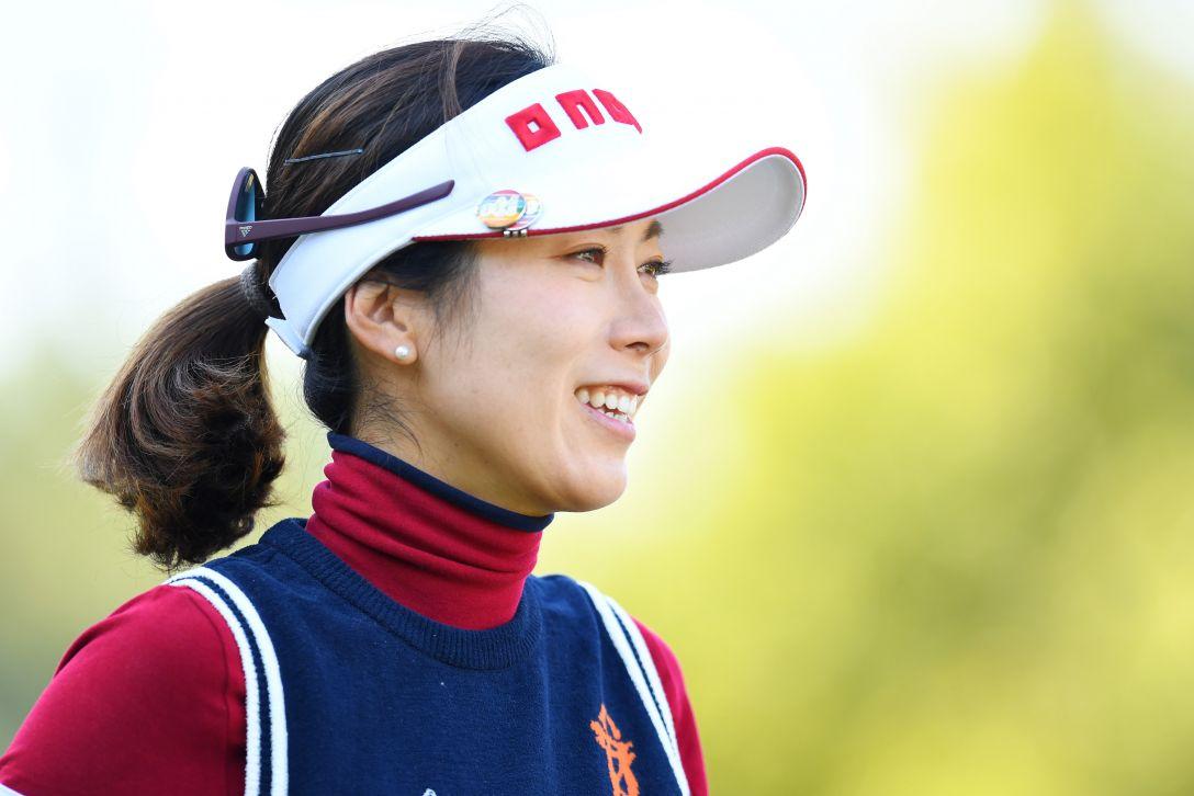 LPGAツアーチャンピオンシップリコーカップ 2日目 李知姫 <Photo:Atsushi Tomura/Getty Images>