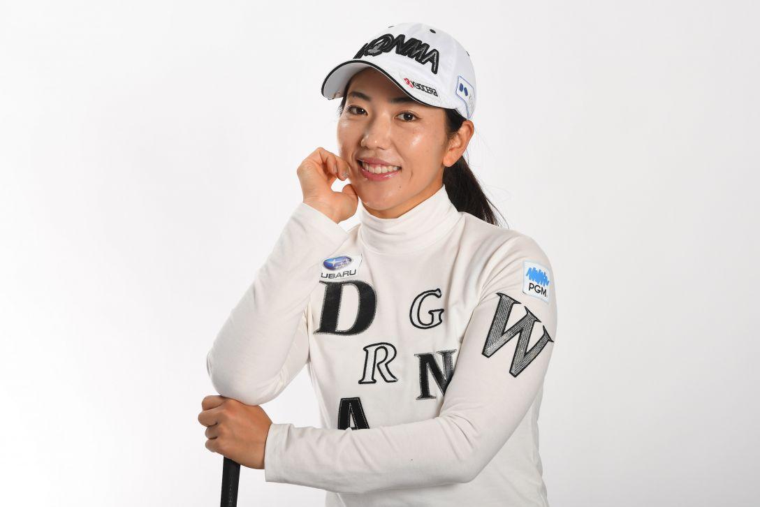LPGA公式プロフィール写真 笠りつ子1<Photo:Atsushi Tomura/Getty Images>