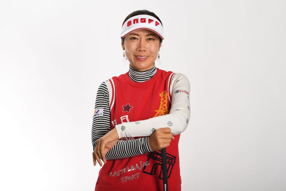 LPGA公式プロフィール写真 李知姫1<Photo:Atsushi Tomura/Getty Images>