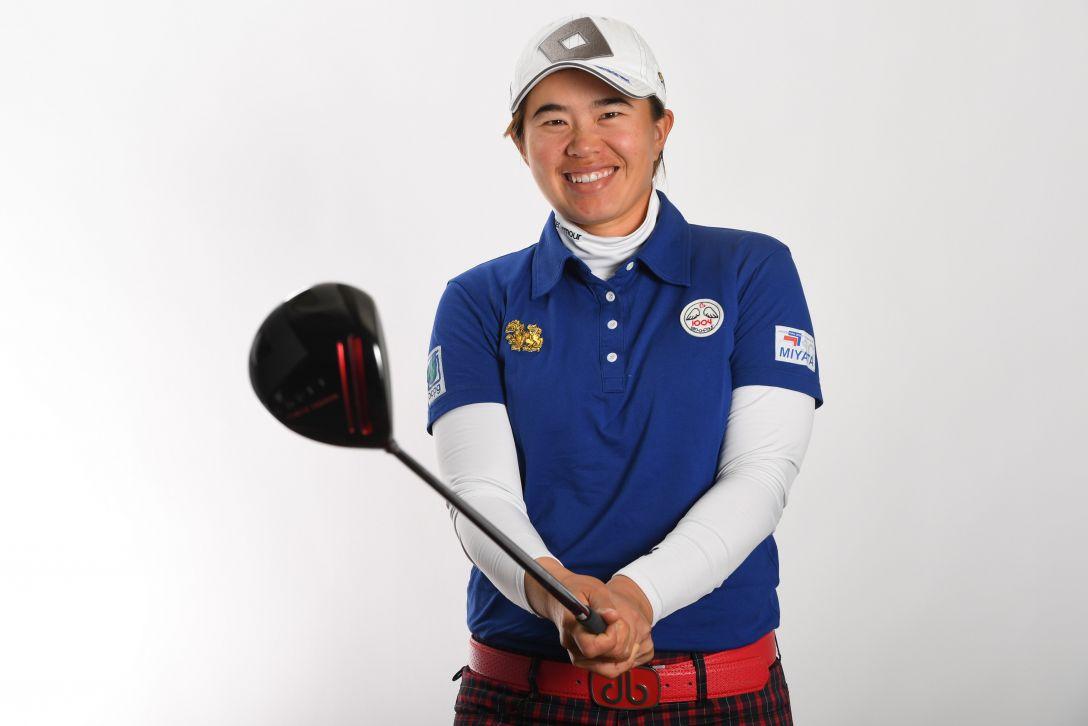 LPGA公式プロフィール写真 O.サタヤ2<Photo:Atsushi Tomura/Getty Images>