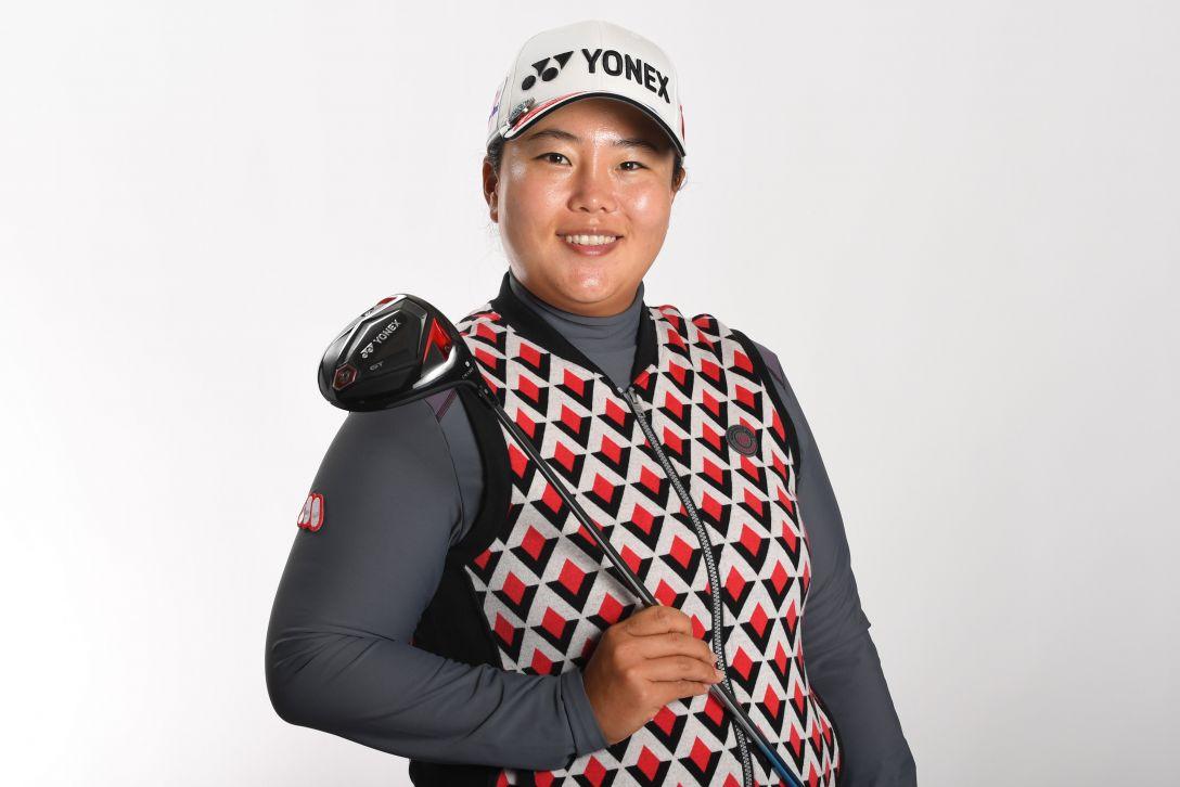 LPGA公式プロフィール写真 アンソンジュ2<Photo:Atsushi Tomura/Getty Images>